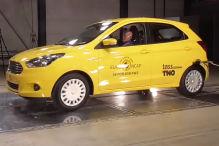 3 Sterne für den Ford Ka
