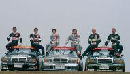 DTM - Bildergalerie: Alle Mercedes-Boliden