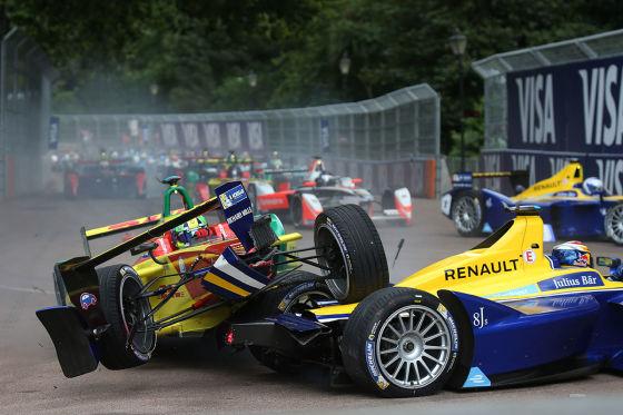 Lucas di Grassi mit Sieg erstmals Formel-E-Spitzenreiter