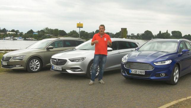 Opels Mittelklasse-Riese