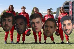 Formel 1: Teamkollegen im Vergleich