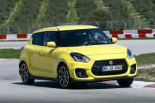 Suzuki Swift Sport (2017): Leak