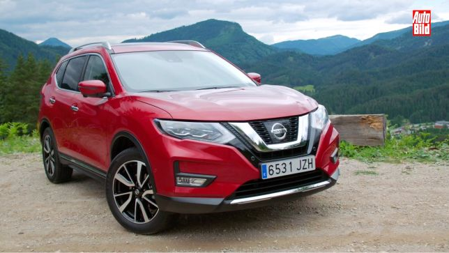 Video suv ranking 2017 for Nissan farben qashqai