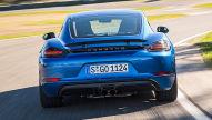 Porsche 718 Cayman GTS (2017): Test