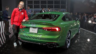Audi RS 5 Sportback (2018): Test, Motor, PS, Preis