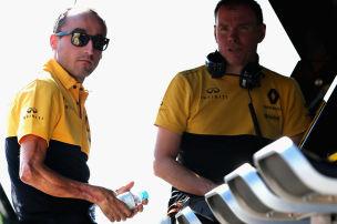 Kubica besteht Cockpit-Test