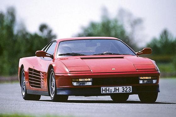 Ferrari verliert Kultmarke Testarossa