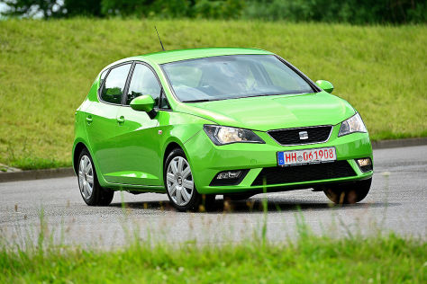 seat ibiza 6j 6p gebrauchtwagen test. Black Bedroom Furniture Sets. Home Design Ideas