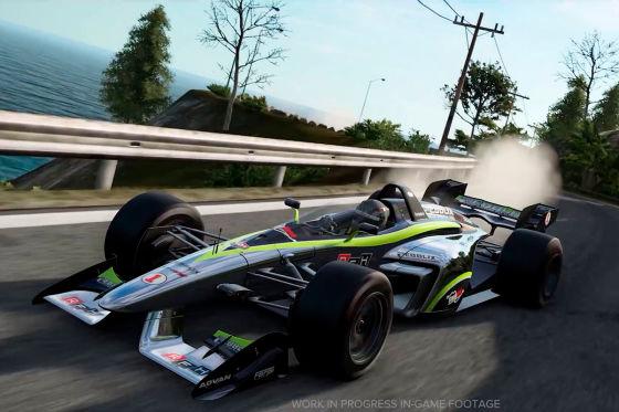 Realistisches Racing für Zuhause