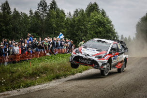 Nächster Sieg bei Rallye Deutschland