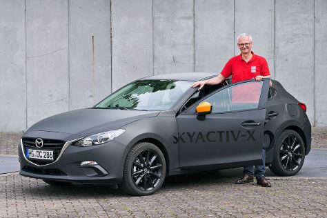 Mazda SKYACTIV-X (2019): Vorstellung