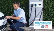 Fabian Bernert testete einen Plug-in-Hybrid
