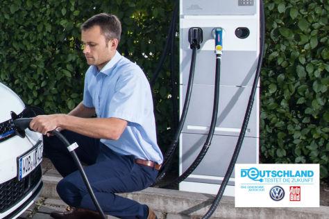 Fabian Bennert testete einen Plug-in-Hybrid