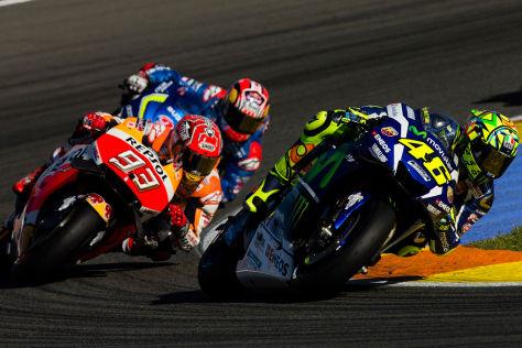 Motorradrennen