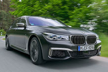 BMW M760 Li xDrive: Test