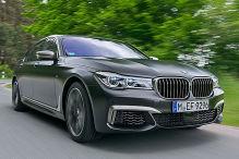 BMW M760 Li xDrive: Test
