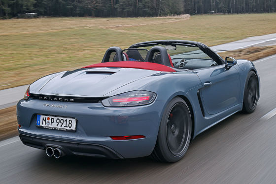 TTP 718 Boxster S