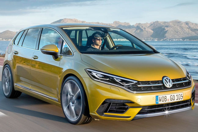 Vw Golf 8 2019 >> Video: VW Variosport (2021) - autobild.de