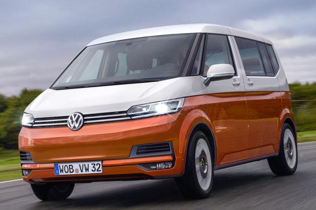 Video: VW T7 + Caddy (2021) - autobild.de