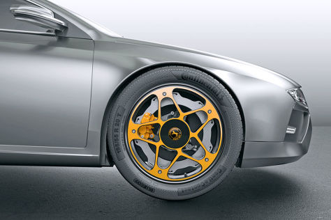 Continental: New Wheel Concept (2017)