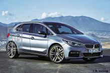 BMW Active Tourer II (2021): Vorschau, Motoren, Preis