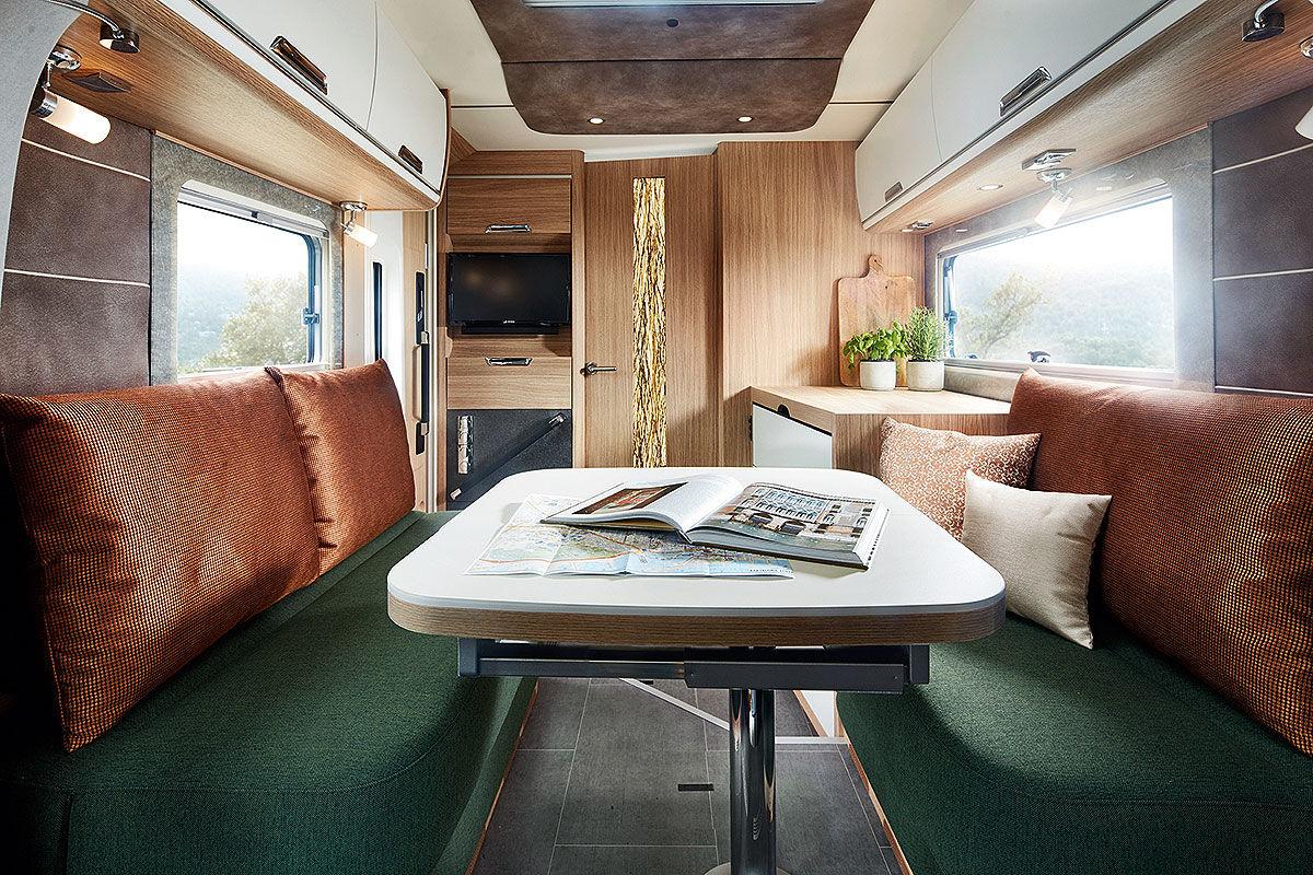 Highlights auf dem Caravan Salon 2018 - Bilder - autobild.de