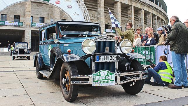 Norddeutschlands schönste Rallye