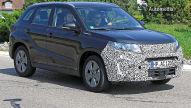 Suzuki Vitara Facelift (2018): Facelift