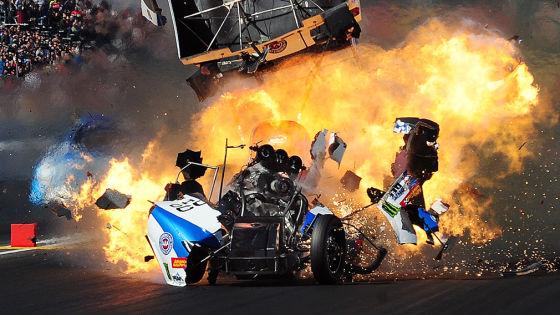 Video: 10.000 PS-Motor explodiert