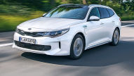 Kia Optima Sportswagon Plug-in-Hybrid (2017): Test