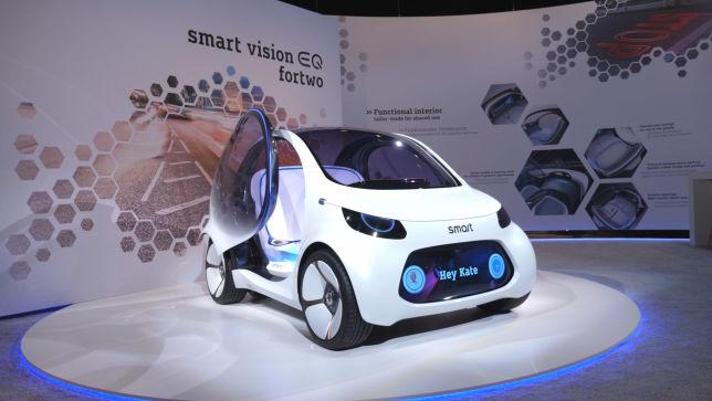 video smart vision eq fortwo 2020. Black Bedroom Furniture Sets. Home Design Ideas