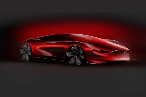 Jascha Straub Mazda-Design