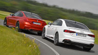 Audi RS 5/BMW M4 Competition: Test