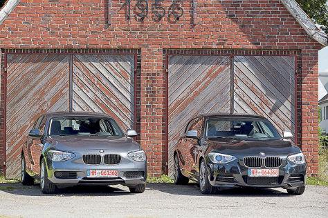 BMW 116i, BMW M135i