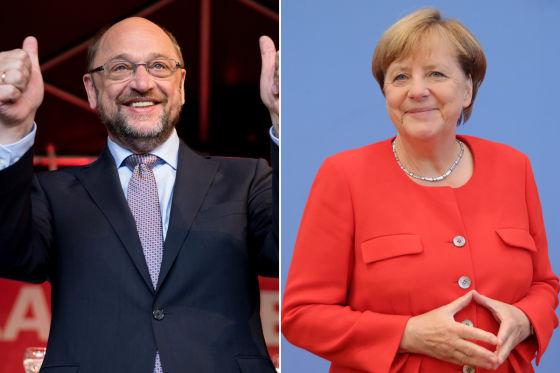 """""""Merkel ist der Golf unter den Politikern"""""""