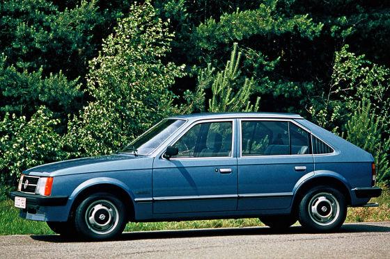Opel Kadett Berlina 1979-1984