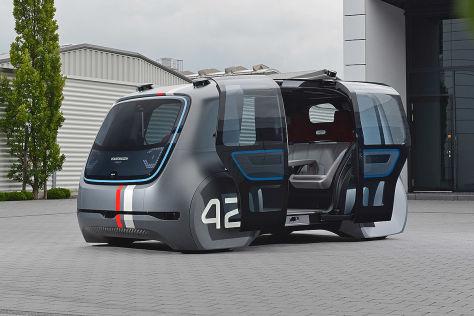 IAA 2017: Digitalisierung und Connected Car