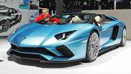 Lamborghini Aventador S Roadster (2017): Test
