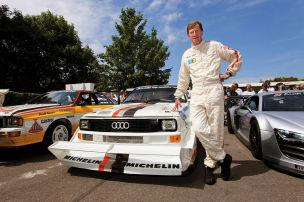 Ehre für deutsche Rallye-Ikone