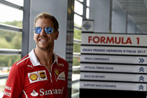 Enzos Sohn baut auf Vettel