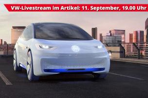 VW auf der IAA 2017