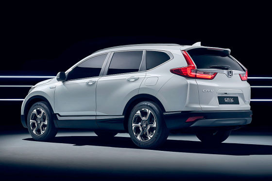 Honda gibt Ausblick auf den kommenden CR-V
