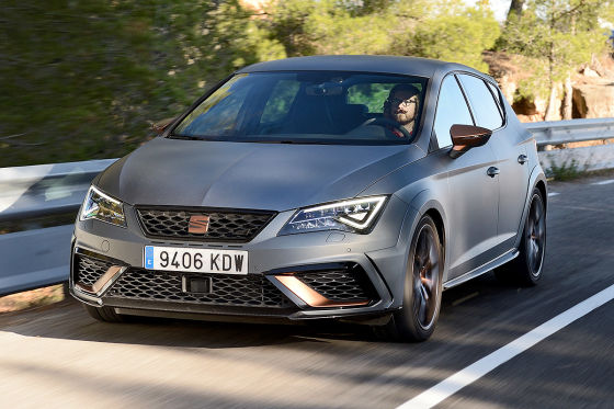 seat leon cupra r 2017 test ps daten preis. Black Bedroom Furniture Sets. Home Design Ideas