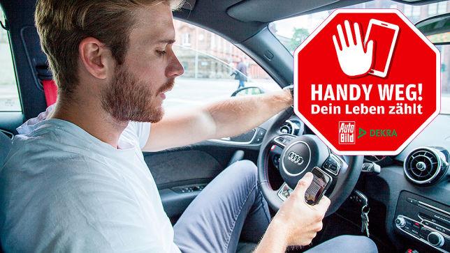 """Hände weg! Dein Leben zählt"""