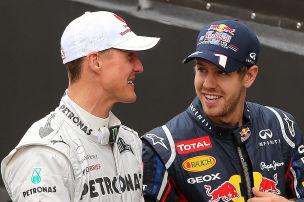 Knackt Vettel Schumi-Rekord?