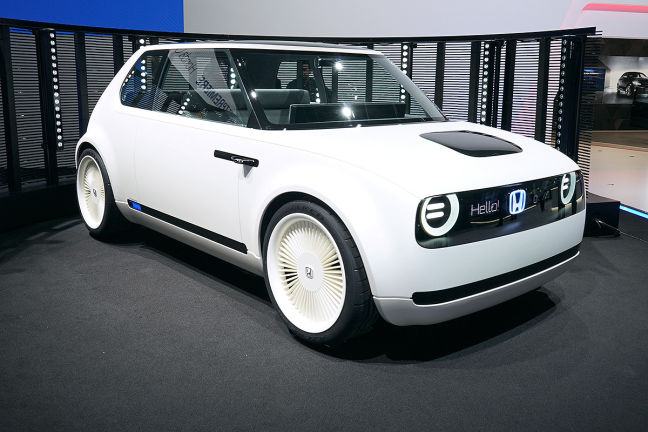Weltmeister Electric Car