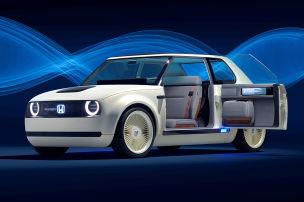 Die E-Autos der IAA