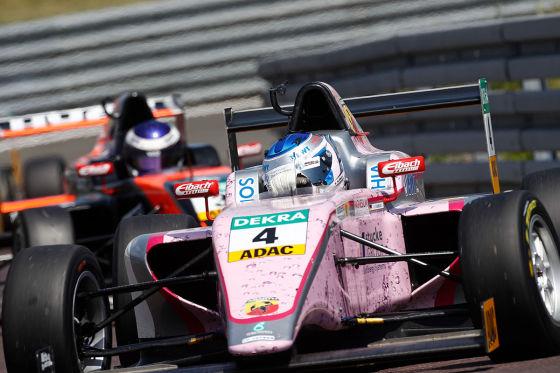 Formel-4-Crash