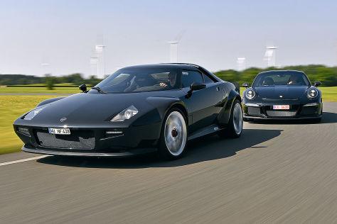 New Stratos Porsche 911 R