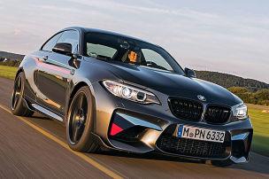 Der BMW M2 schlägt sieben auf einen Streich